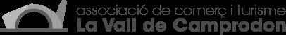 Logo associació de comerç i turisme de la Vall de Camprodon
