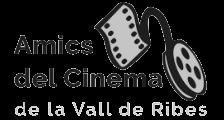 Logo Amics del Cinema de la Vall de Ribes