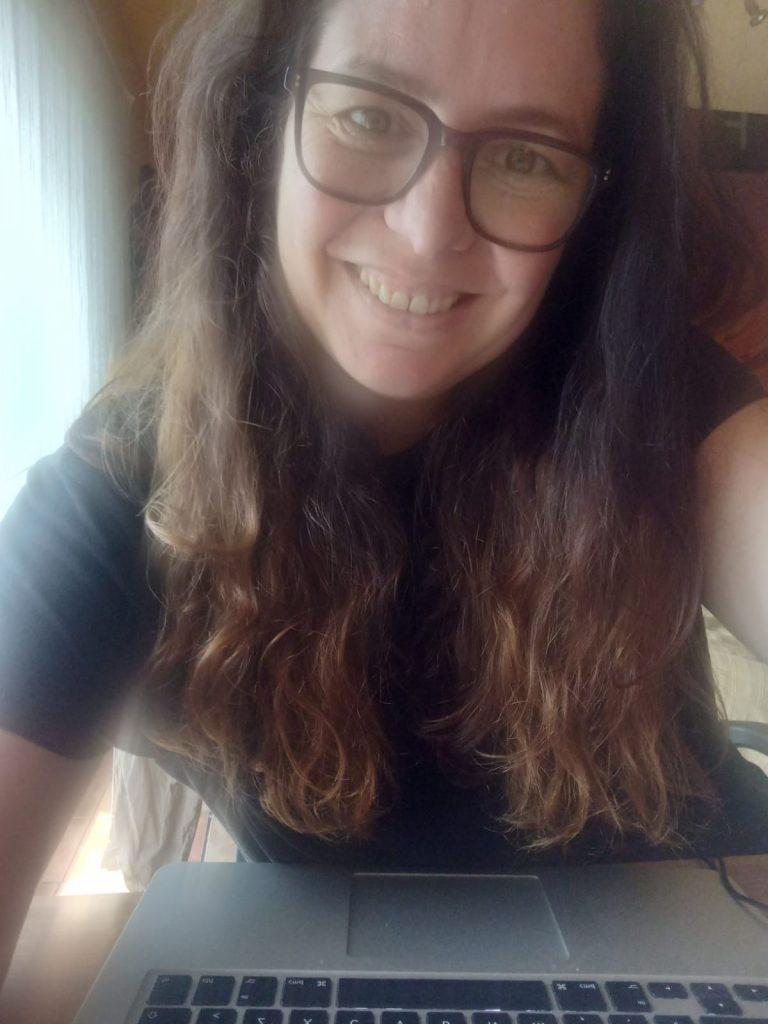 Núria Roqué dissenyadora web freelance Girona